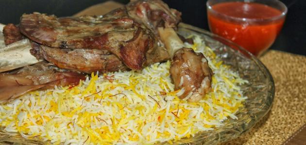 طريقة طبخ المندي السعودي موضوع
