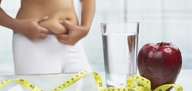 طريقة إنقاص الوزن خلال أسبوع