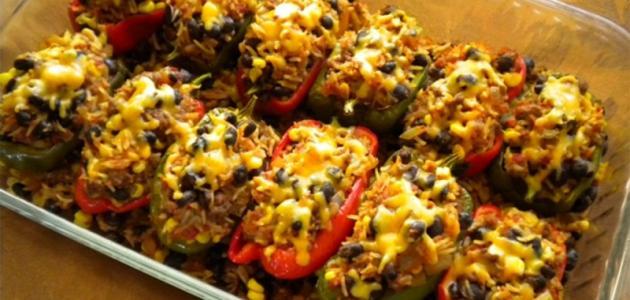 طرق طبخ الفليفلة