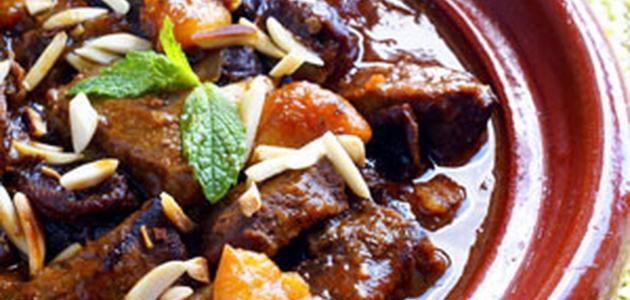 طريقة تحضير اللحم الحلو الجزائري