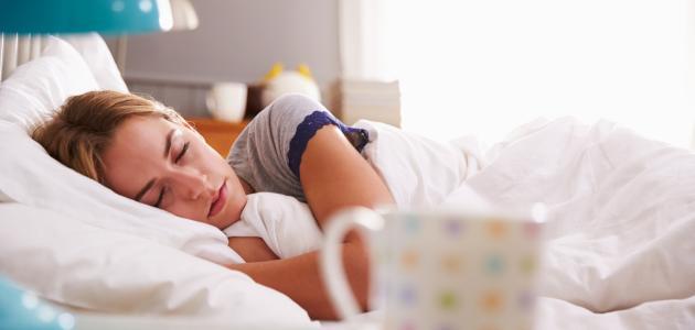 ما سبب كثرة النوم