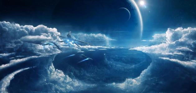 عالم الفضاء والفلك