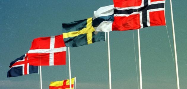 عدد الدول الإسكندنافية