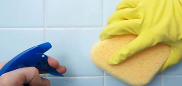 كيف أنظف جدران المطبخ