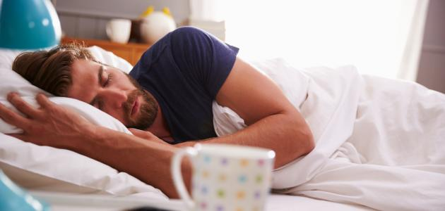 ما سبب النوم الكثير