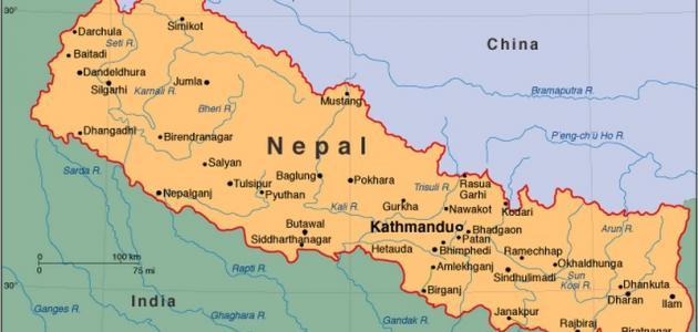 عاصمة دولة نيبال