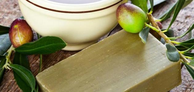 كيف تصنع صابون من زيت الزيتون