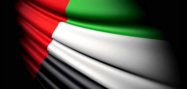 من كم لون يتألف علم الإمارات