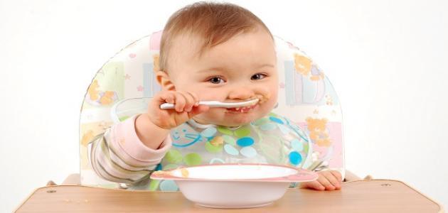 كيف أهتم بغذاء طفلي