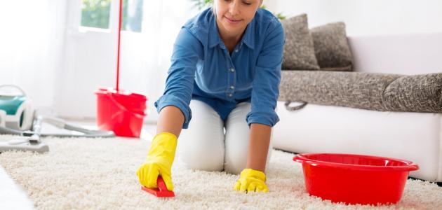 كيف أنظم وقتي لتنظيف البيت