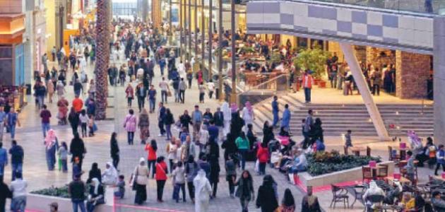 عدد السكان في الكويت