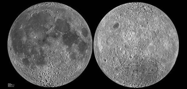 ظاهرة انشقاق القمر