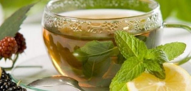 ما هي فوائد الشاي الأخضر بالليمون