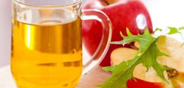 ما فوائد وأضرار خل التفاح