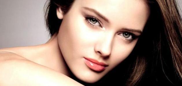 علامات الجمال في المرأة