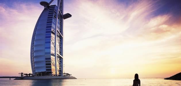 مدينة عربية فيها أكبر موانئ العالم