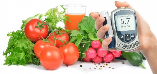 وصفات للتخلص من مرض السكر