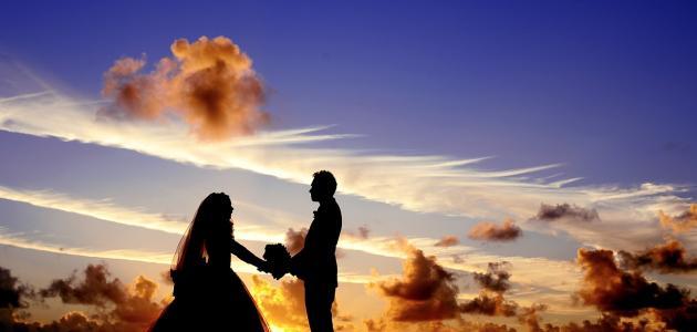 كيف الزوج يسعد زوجته