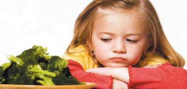 ما هي أسباب فقدان الشهية عند الأطفال