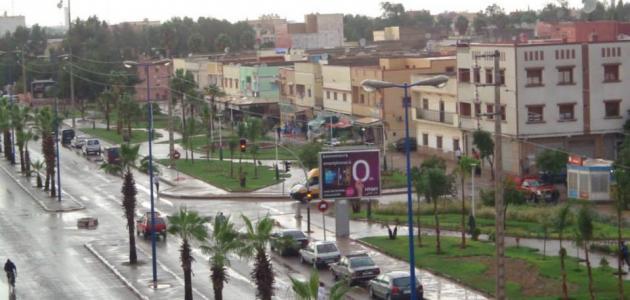 مدينة سيدي بنور
