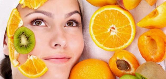 ما فائدة عصير البرتقال للبشرة