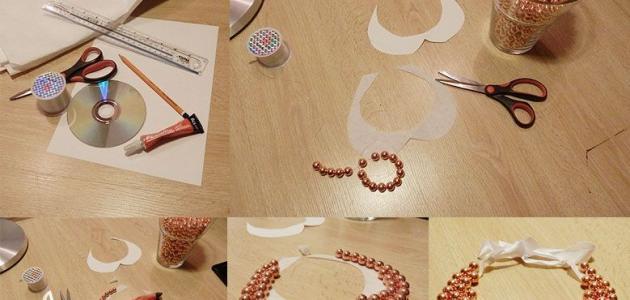 37894405d66ff طريقة عمل أشغال يدوية للبنات - موضوع