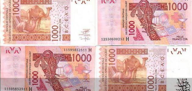 ما هي عملة دولة النيجر