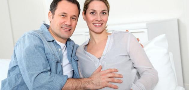 ما هي أعراض الحمل بعد سن الأربعين