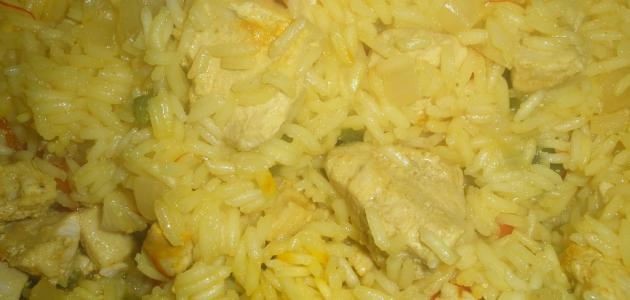 طريقة طبخ الأرز بشاور