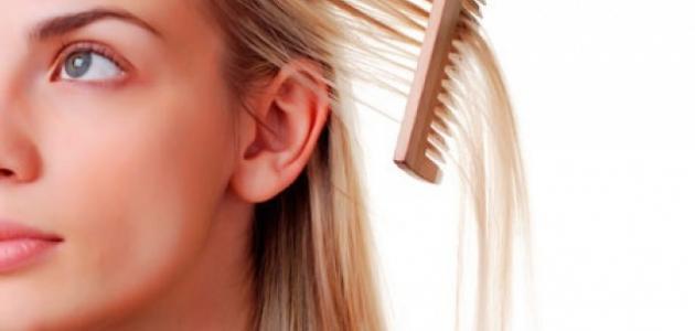 كيف أقضي على تساقط الشعر