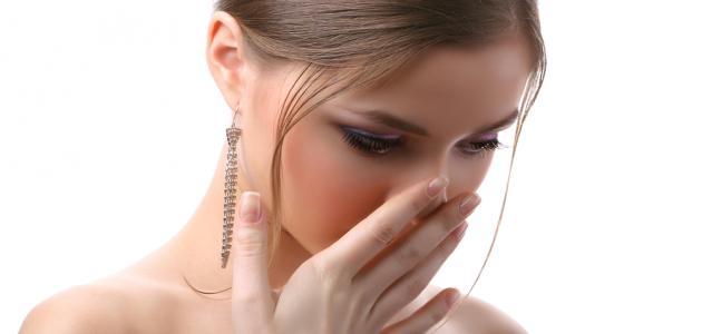 كيف يمكن التخلص من رائحة الإبط