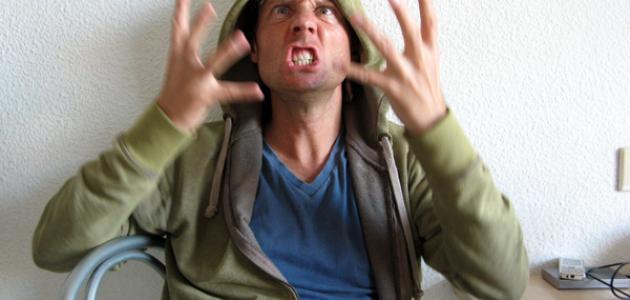كيف يمكن السيطرة على الغضب