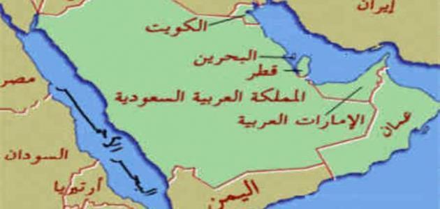 ما هي حدود دولة قطر