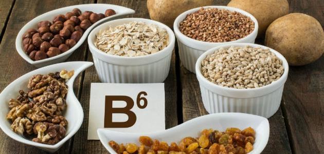 ما فائدة فيتامين ب6