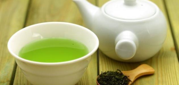 ما فوائد الشاي الأخضر للتخسيس