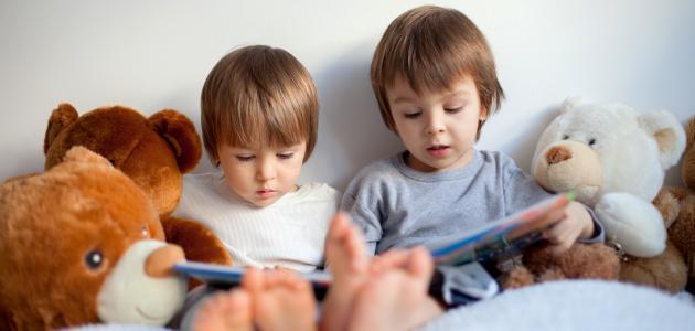 كيف تعلم القراءة للأطفال