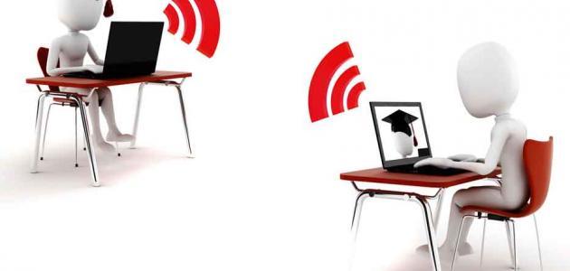مفهوم التعليم الافتراضي
