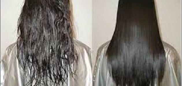 ما فائدة بروتين الشعر