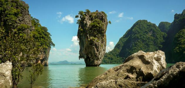 جزيرة كو تابو في بوكيت