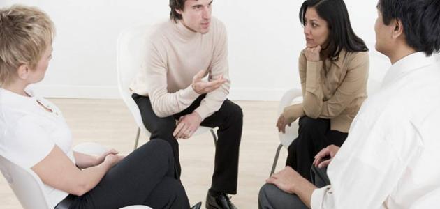 كيفية تعلم فن الحوار