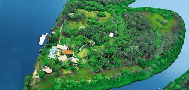 جزيرة العشاق