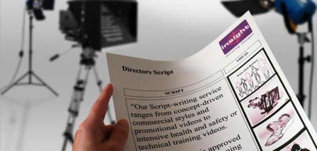 كيفية كتابة فيلم