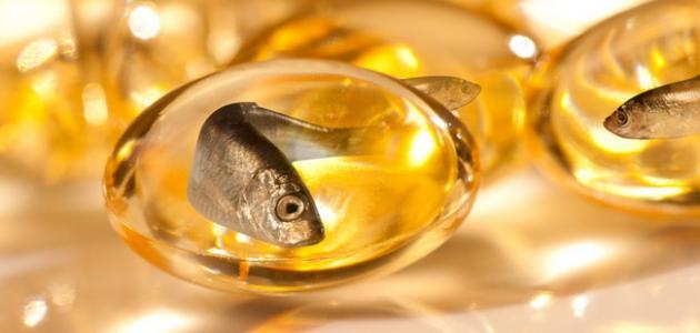 ما الفرق بين زيت السمك وزيت كبد الحوت