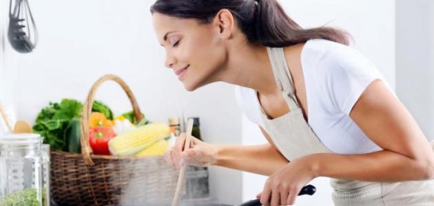 كيفية تعلم الطبخ