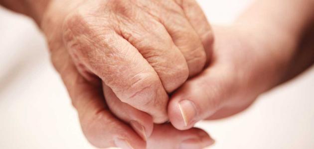 كيف أعالج تجاعيد اليدين