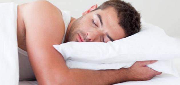 كيف أستطيع النوم بسرعة