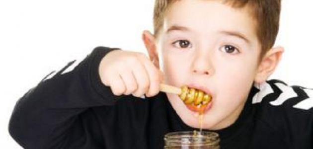 ما فوائد العسل للأطفال