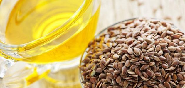 ما فوائد زيت بذر الكتان