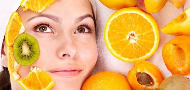 What are the benefits of fruit skin