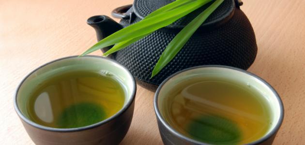 ما هي فوائد الشاي الأخضر الصيني